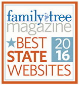 Family Tree Magazine Best State Websites 2014